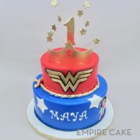 Wonder Woman (two tier)