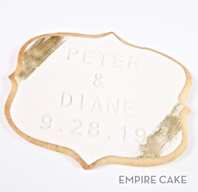 Celebrate the Date Cookies