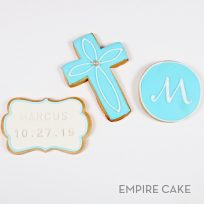 Christening and Communion Cookies