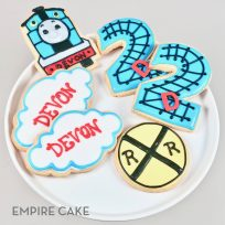 Thomas Cookie Set