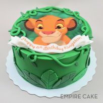 Simba Edible Print and Jungle