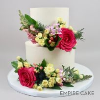 Two Tiered and Bouquets