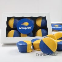 US Open Tinted Black and White Cookies
