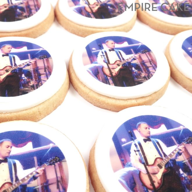 Edible Print Photo Cookies