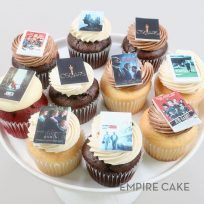 Academy Awards Cupcakes