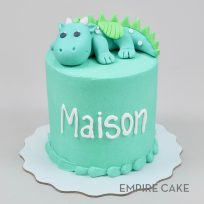 Baby Dragon (smash cake version)