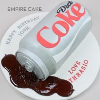 Diet Coke (sculpted)