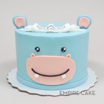 Empire Cake Collection Hippo
