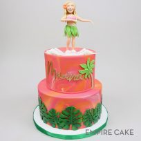 Hula Dancer Topper