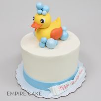 Rubber Ducky Topper