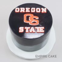 Team Logo (fondant covered)