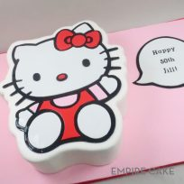 Hello Kitty (sculpted)