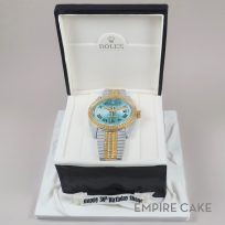 Rolex Watch and Box