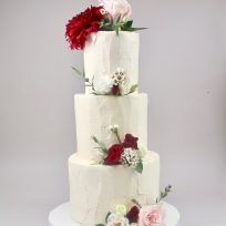 Tall Tiered Floral