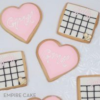 Save the Date in Pink